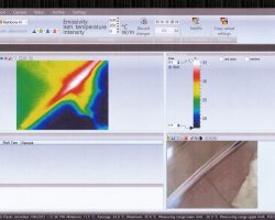 Thermal Imaging for Leaks